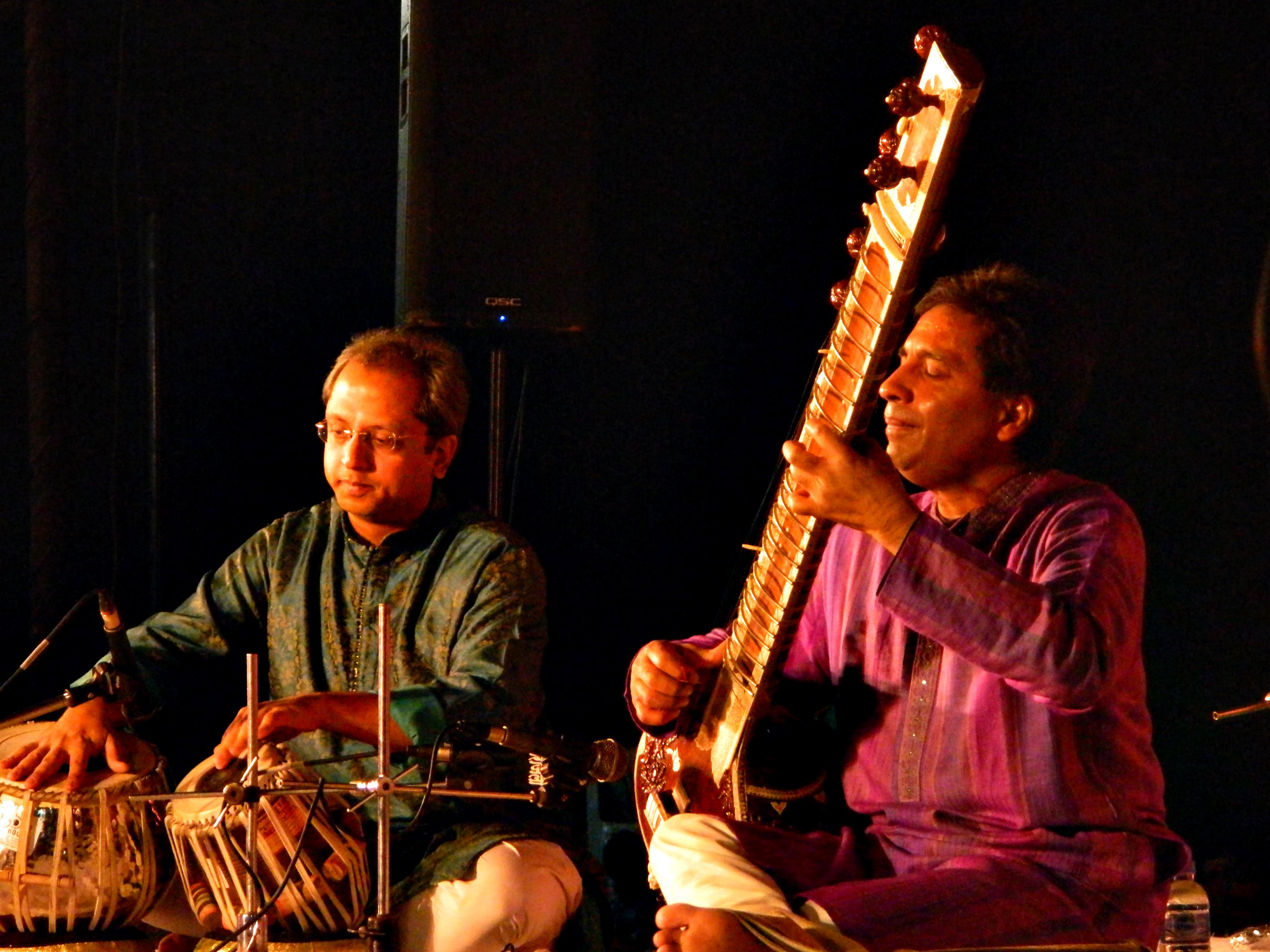 Sawai Gandharva Festival with Yogesh Samsi