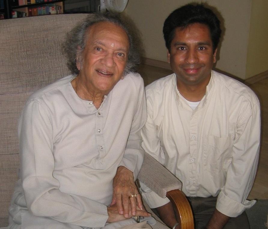 Guruji Pandit Ravi Shankar