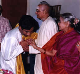 After a concert for Carnatic music legend M.S. Subbalakshmi