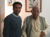 With the great Ali Akbar Khansaheb