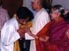 After a concert for Carnatic music legend M.S. Subbalakshmi